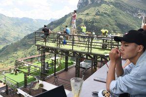 Nhà nghỉ sai phép trên đèo Mã Pì Lèng tạm dừng hoạt động