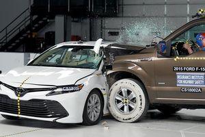 Nghiên cứu tại Mỹ - 'Bị xe bán tải đâm, thiệt mạng 159%'