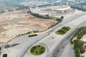 Chủ tịch F1 bất ngờ trước tiến độ thi công đường đua tại Hà Nội
