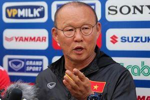 HLV Park Hang Seo: Ghi nhiều bàn không quan trọng bằng việc phải thắng