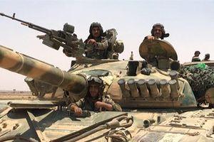 SAA chớp thời cơ chiếm Manbij và Kobane trước Thổ Nhĩ Kỳ