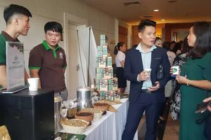 Việt Nam và Trung Quốc có nhiều cơ hội hợp tác phát triển chè, cà-phê
