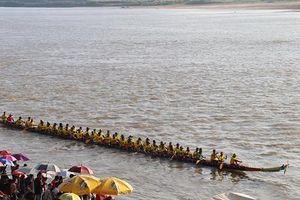 Lễ hội đua thuyền 2019 tại Vientiane