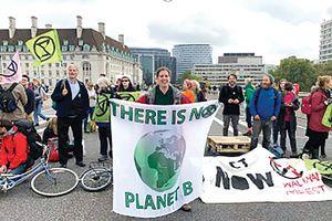 Khoa học gia chống biến đổi khí hậu