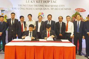 TPHCM sẽ có thêm Trung tâm thương mại Sense City