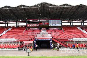 'Nội soi' sân Kapten I Wayan Dipta tuyển Việt Nam đấu Indonesia ở Bali