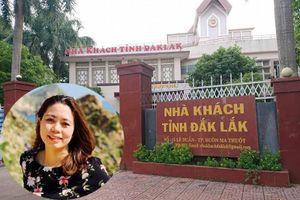 Nữ trưởng phòng Đắk Lắk tráo bằng tiến thân: Hỏi Bộ trưởng Nhạ về quy trình đạo tạo thạc sĩ?