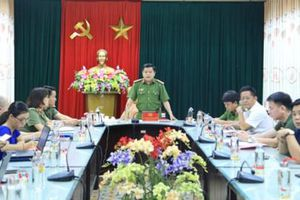Công an thành phố Đà Nẵng chỉ đạo phục hồi xử lý tố giác tội phạm