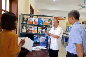Ninh Bình: Tổ chức đánh giá ngoài và kiểm định chất lượng GD trường trung học