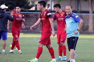 HLV Park Hang-seo: Indonesia là đội mạnh, nhưng chúng tôi đã sẵn sàng chiến thắng