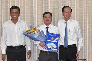 Sở Giao thông, Nông nghiệp TPHCM có lãnh đạo mới