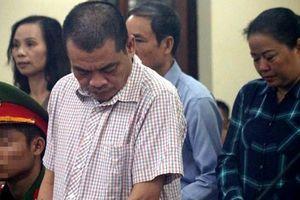 Cận cảnh 5 cán bộ Hà Giang tại phòng xử sơ thẩm vụ gian lận điểm thi Hà Giang