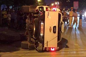 Hé lộ chủ nhân chiếc xe bán tải nghi cố ý đâm văng 2 người dừng đèn đỏ
