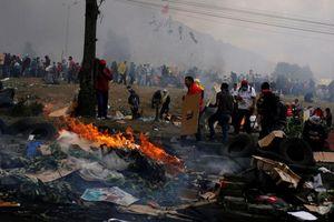 Ecuador: Biểu tình kéo dài, hơn 1.000 người bị thương, hàng trăm người bị bắt