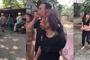 Phú Thọ: Làm rõ vụ người đàn ông hành hung vợ cũ và mẹ vợ