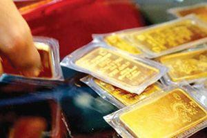 Giá vàng SJC tiếp tục 'cài số lùi'