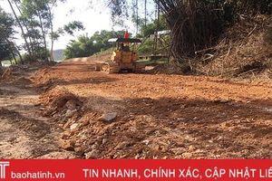 Con đường của lòng dân ở huyện miền núi Hà Tĩnh