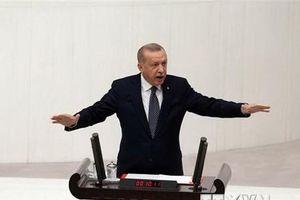 Tổng thống Thổ Nhĩ Kỳ hoan nghênh tuyên bố rút quân của Mỹ