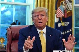 Tổng thống Mỹ cảnh báo trừng phạt Thổ Nhĩ Kỳ vì chiến dịch ở Syria