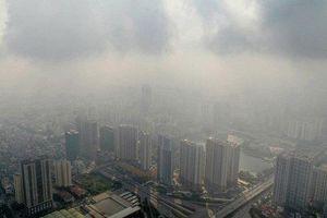 Bộ TN&MT thông tin chính thức nguyên nhân gây ô nhiễm không khí ở Hà Nội và TP.HCM