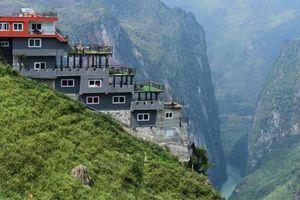 Công trình trên đỉnh đèo Mã Pí Lèng sẽ cải tạo thành điểm dừng chân theo đúng khuyến nghị của UNESCO