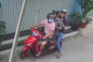 Chân dung 3 tên cướp giật túi hồ sơ chứa 'giấy báo tử' ở Sài Gòn