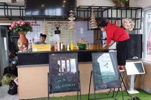Nhà hàng ở Mã Pì Lèng ngừng kinh doanh, khách vẫn có thể vào chụp ảnh