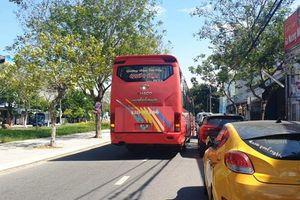 Đà Nẵng: Xử phạt xe ô tô 30 chỗ vào trung tâm giờ cao điểm