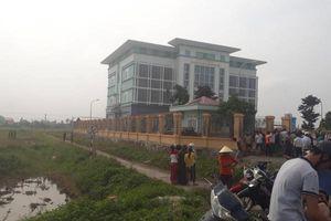 Nóng: Bảo vệ Bảo hiểm xã hội huyện Quỳnh Lưu nghi bị sát hại ngay tại cơ quan