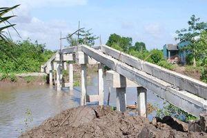 Bến Tre: Nhà thầu khiếu nại vì bị chấm dứt hợp đồng