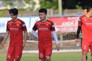 Đội tuyển Việt Nam mất Tuấn Anh ở trận gặp Indonesia