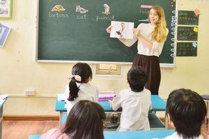 Thúc đẩy môi trường học ngoại ngữ trong nhà trường