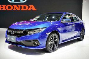 Phân khúc xe hạng C: Honda Civic tiếp tục 'đội sổ' ế ẩm