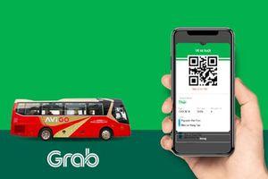 Grab thử nghiệm dịch vụ đặt vé xe buýt trên ứng dụng