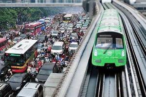 Bộ Giao thông nhận và quy trách nhiệm chậm dự án đường sắt Cát Linh - Hà Đông