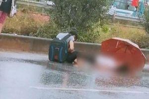 Điều tra vụ tử vong khi băng qua đường cao tốc: Lỗi thuộc người đi bộ