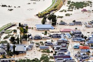 Thủ tướng Nguyễn Xuân Phúc gửi điện thăm hỏi Nhật Bản về cơn bão Hagibis