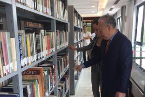 Thư viện Thượng tướng Nguyễn Văn Hưởng: Công bố nhiều tư liệu về bản đồ toàn lãnh thổ và chiến tranh Việt Nam