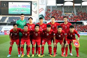 Chốt danh sách chính thức 23 cầu thủ ĐTVN đấu Indonesia