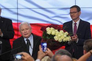 Đảng cầm quyền giành thắng lợi bầu cử Quốc hội Ba Lan