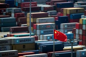 Kim ngạch thương mại Trung - Mỹ sụt giảm mạnh trong 9 tháng