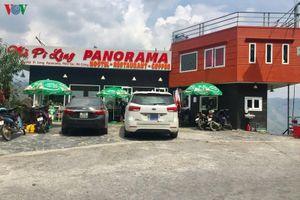 Khách sạn Mã Pì Lèng Panorama bị đình chỉ hoạt động