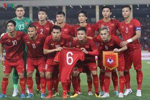 Danh sách chính thức ĐT Việt Nam đấu ĐT Indonesia