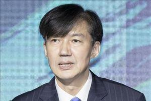 Bộ trưởng Tư pháp Hàn Quốc từ chức sau 1 tháng nắm quyền