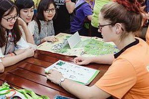 Ngày hội ngôn ngữ châu Âu lần thứ 9 tại Hà Nội