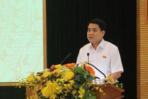 Chủ tịch UBND TP Hà Nội: Sẽ xử nghiêm vụ nước sạch có mùi, làm rõ trách nhiệm của Công ty Nước sạch sông Đà