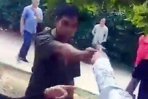 Quảng Nam: Xác minh thông tin Phó Công an xã chĩa súng hơi cay vào người dân