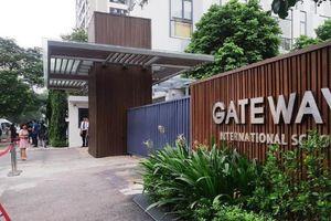 Vụ Trường Gateway: Công an khởi tố cô giáo chủ nhiệm