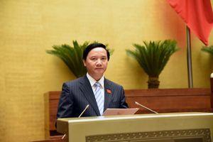Chủ nhiệm Ủy ban Pháp luật của Quốc hội làm bí thư Khánh Hòa