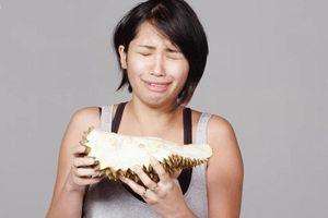 Phản ứng của người nước ngoài khi lần đầu ăn thử sầu riêng